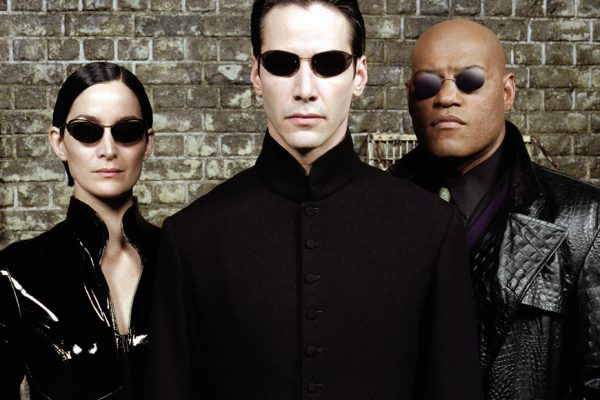 """Above: Warner Bros. has confirmed a reboot of hit 1999 movie """"The Matrix"""" is in the works"""