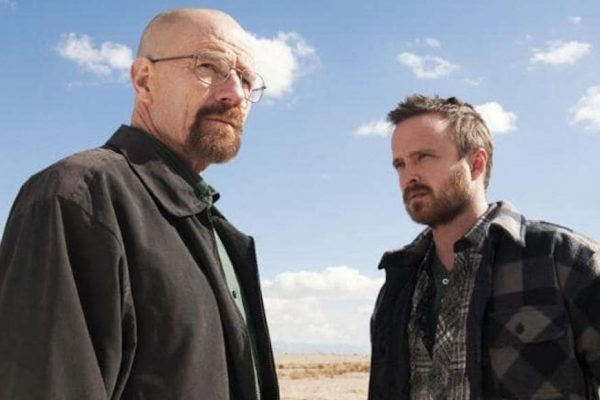Above: Now you can see Walt and Jesse's story in two short hours