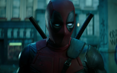 Above: Ryan Reynolds is donning the famous suit once again