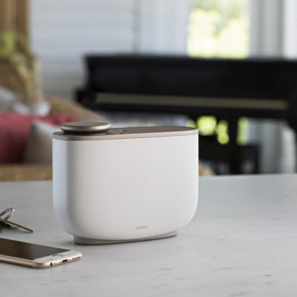 Above: The Aera smart home fragrance device