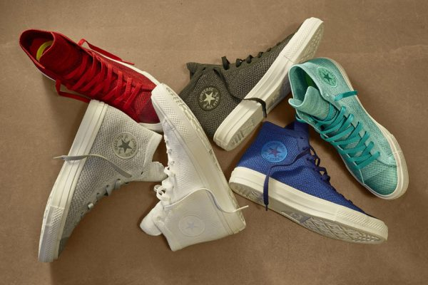 Above: Are you ready for a truly innovative version of the Chuck Taylor?