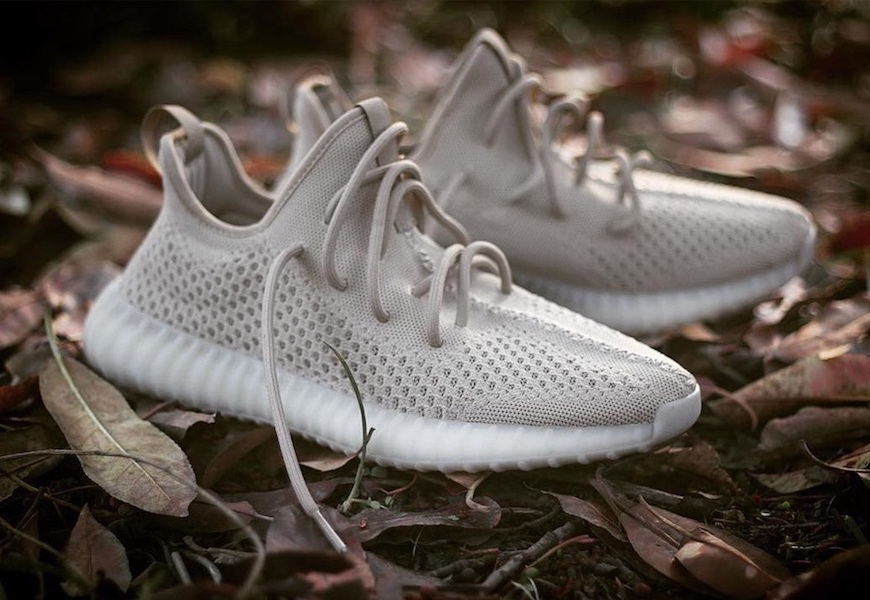 Above: Are these 350s the real deal?