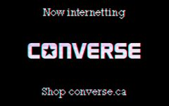 Converse Launches E-Commerce In Canada