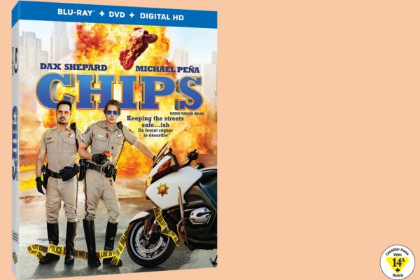 Enter For A Chance To Win CHIPS On Blu-ray