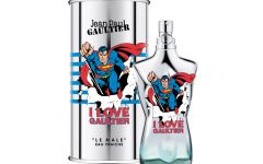 Jean Paul Gaultier Superman fragrance