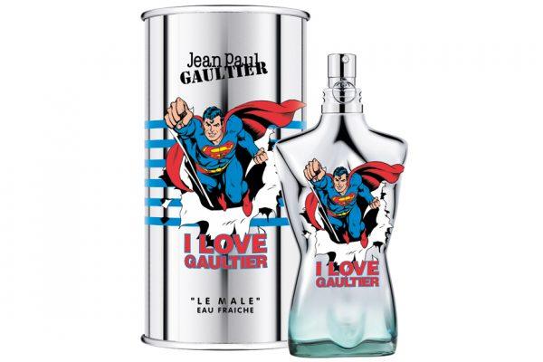 Jean Paul Gaultier Superman fragrance