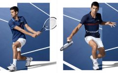 Tennis Star Novak Djokovic Teams up With Lacoste