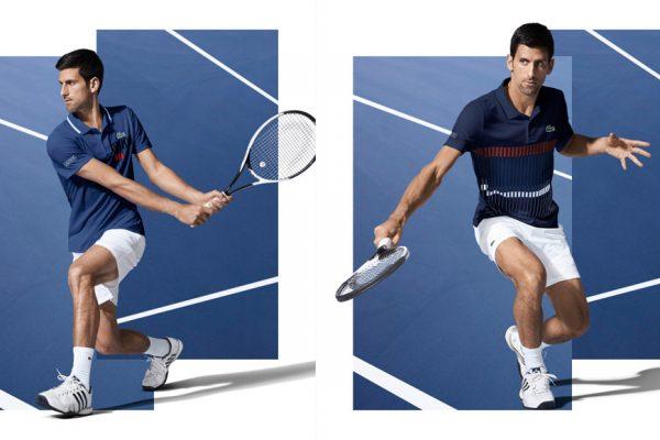 Tennis Star Novak Djokovic Teams up With Lacoste