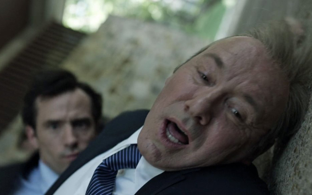 The 10 Most Shocking Moments From House of Cards - Frank is shot