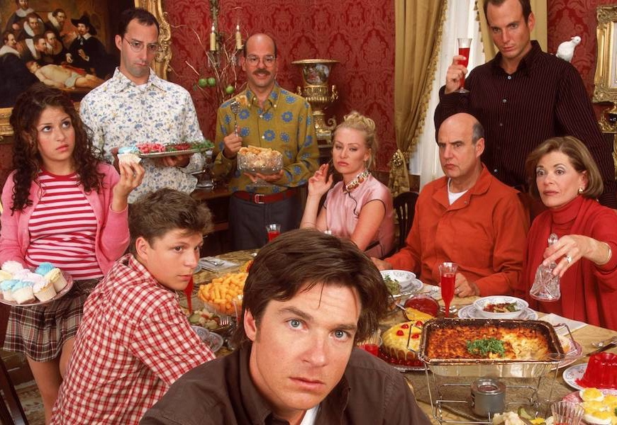 Above: The Bluth family is back for a new season in 2018