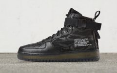 Above: The Nike SF-AF1 will be available at select retailers June 8