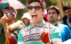 Above: Andy Samberg stars in the sports mockumentary