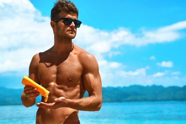 How To Avoid Sunscreen's Shiny, Greasy Look And Feel
