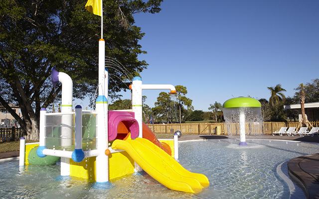 Shape Up At Club Med Sandpiper Bay - Kids Village