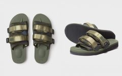 Suicoke Partners With Stussy For Summer Trip Fest Collection