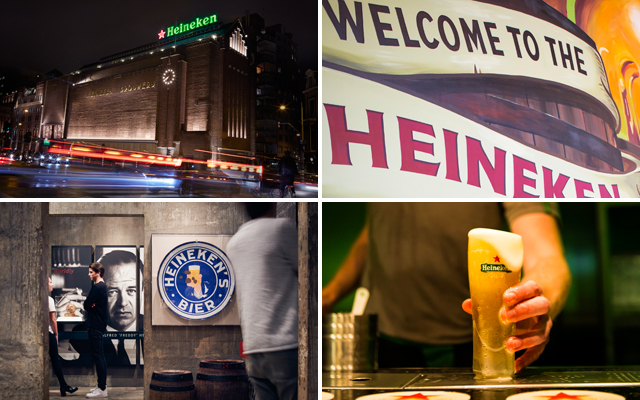 What To Do In Amsterdam - The Heineken Experience