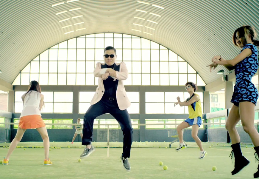 Gangnam Style no longer YouTube most played video