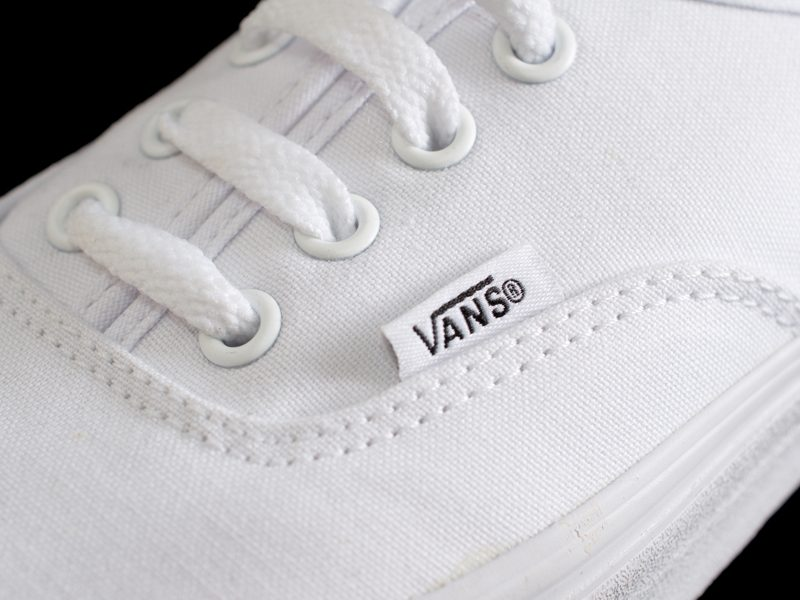 How To Clean Your White Canvas Vans