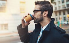 Do you control your coffee intake or does it control you?