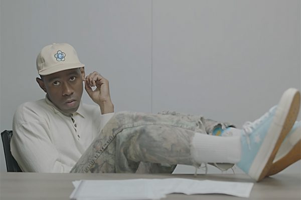 Tyler, The Creator Unveils New Converse One Star Collaboration