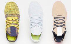 Above: The new 'Hu' kicks will drop on July 21