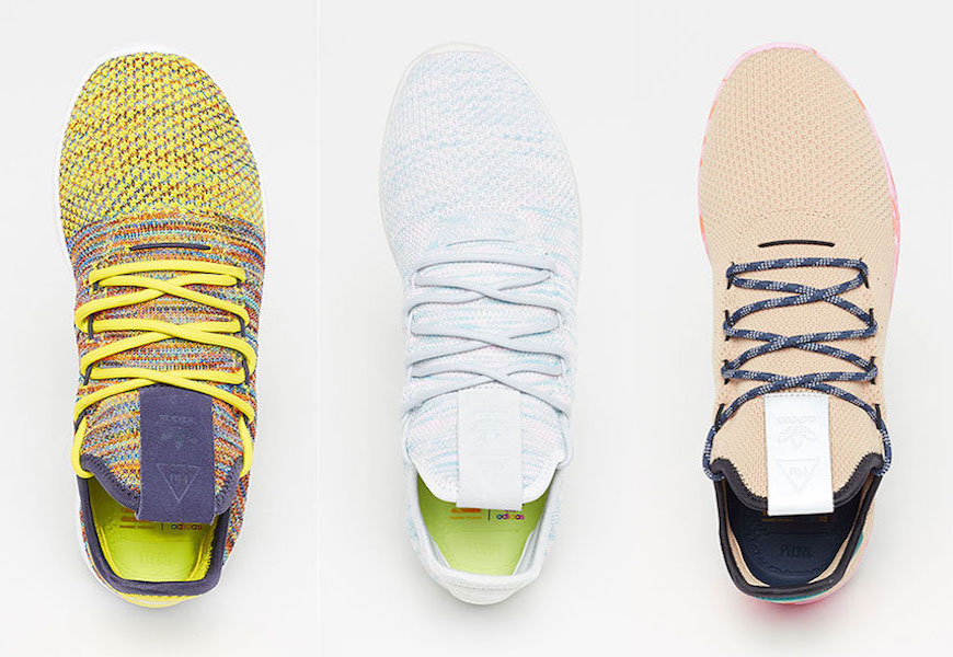 Above: The new 'Hu' kicks will drop on July 21