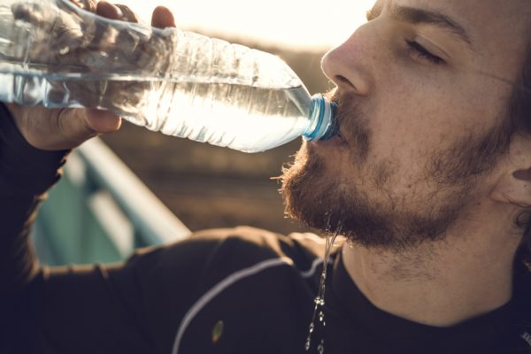 5 Signs you need to drink more water