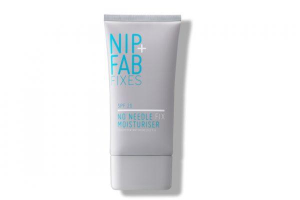 Above: Nip + Fab's No Needle Fix Moisturizer
