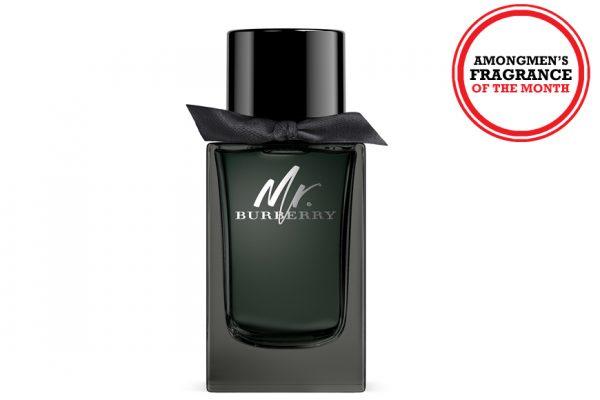 This month we try out Mr. Burberry Eau de Parfum