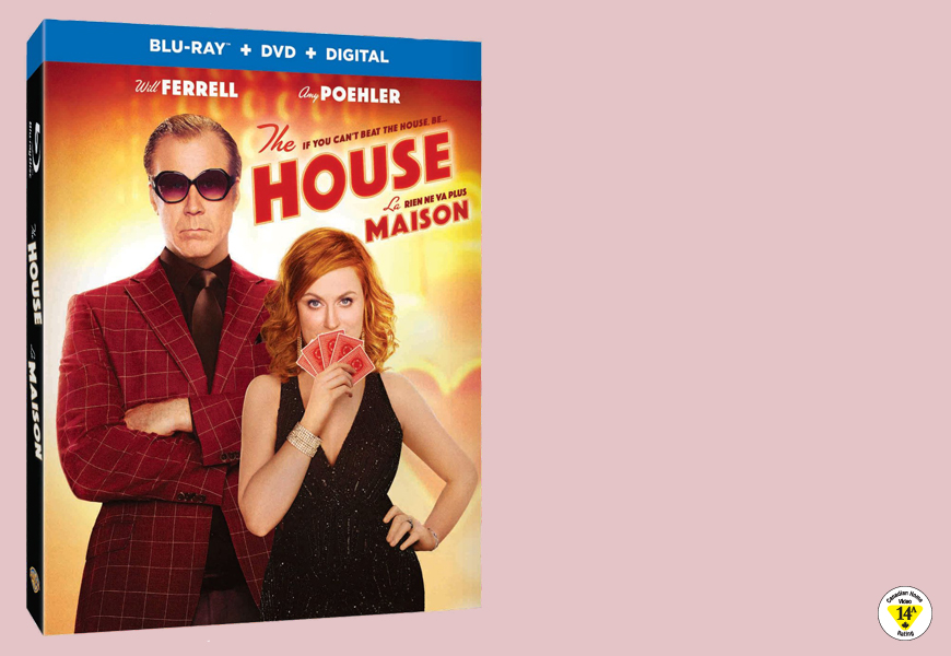 Enter For A Chance To Win THE HOUSE On Blu-ray