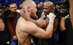 Floyd Mayweather vs. Conor McGregor didn't quite break the domestic PPV record set by Mayweather against Manny Pacquiao