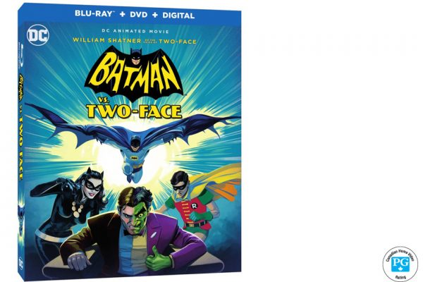 Enter For A Chance To Win BATMAN VS