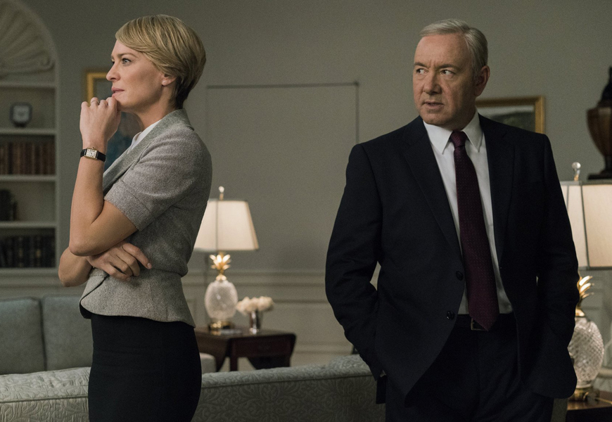 House of Cards to end with sixth and final season