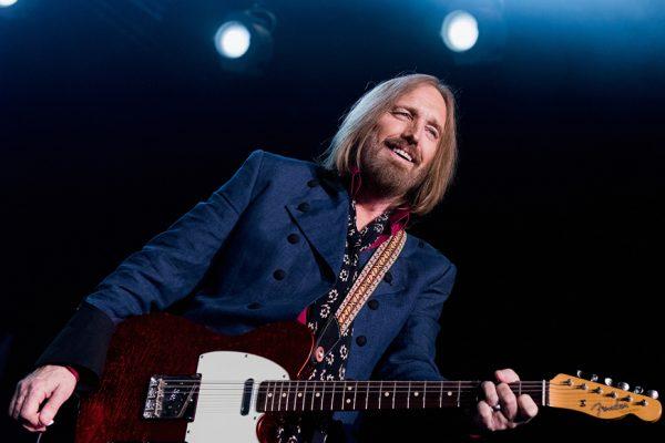 Tom Petty (October 20, 1950 – October 2, 2017)