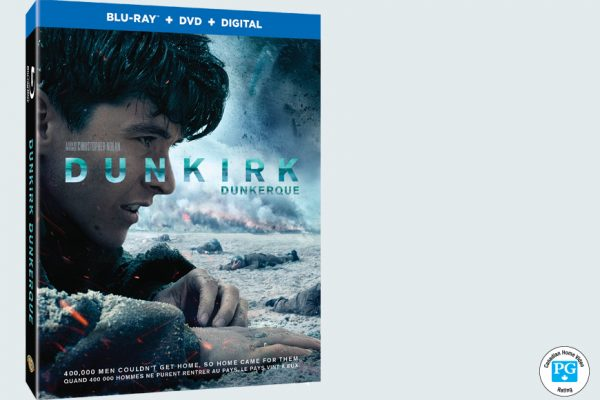 Enter For A Chance To Win DUNKIRK On Blu-ray