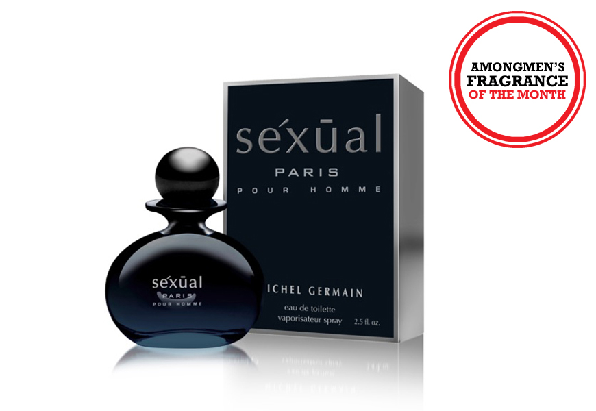 Above: Michel Germain's Sexual Paris Pour Homme