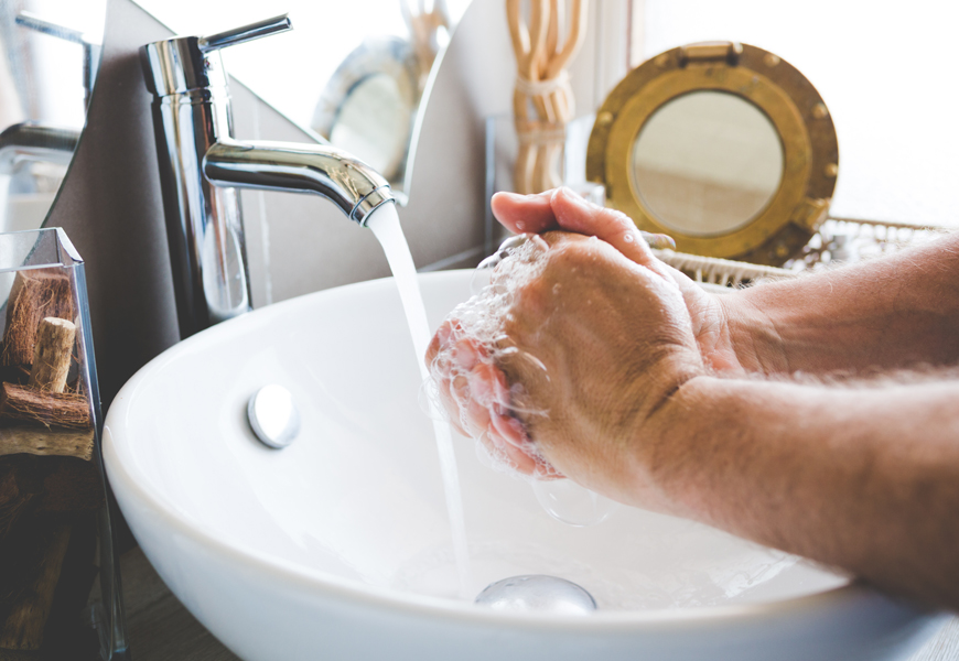 Grooming Trend: Fresh Oval Soaps