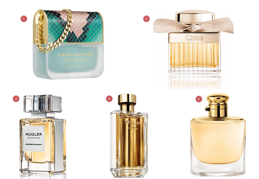 5 Holiday Fragrances For The Most Important Women In Your Life