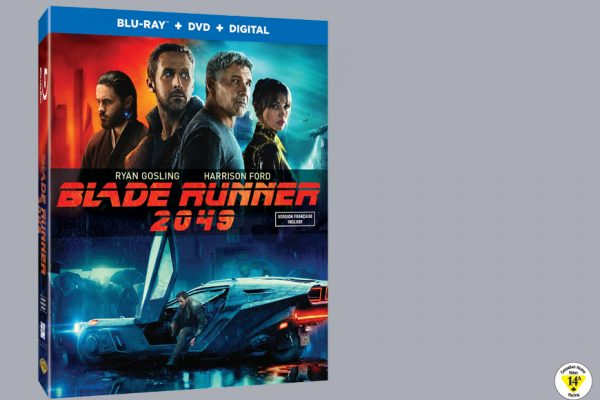 Contest Enter For A Chance To Win BLADE RUNNER 2049 On Blu-ray