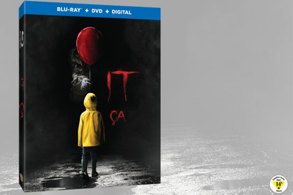 Enter For A Chance To Win IT On Blu-ray™