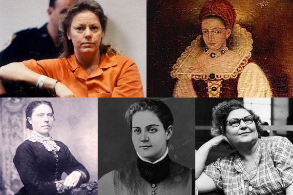 5 Of The Most Notorious Female Serial Killers