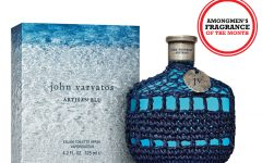 Above: John Varvatos Artisan Blu EDT