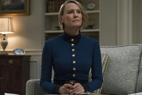 'House Of Cards' Reveals Overhauled Cast For Season 6