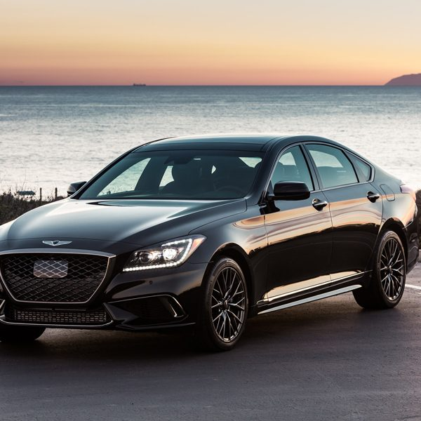 GENESIS DEBUTS 2018 G80 SPORT TRIM WITH 3.3-LITER TURBOCHARGED ENGINE AND PERFORMANCE STYLING