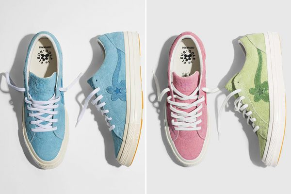 Tyler, the Creator unveils latest Converse x GOLF le FLEUR collection