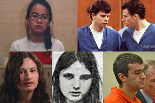5 People Who Murdered Their Own Parents