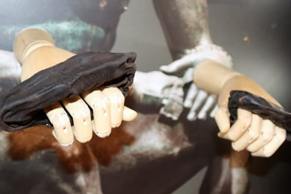 Ancient Roman Boxing Gloves Unearthed In The UK