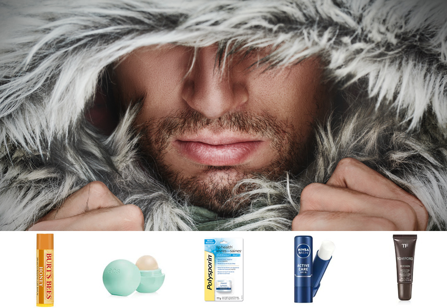 Five Lip Balms To Get You Through Winter