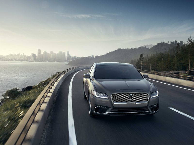 Lincoln Continental: Not Just Your Dad's Luxury Car Anymore