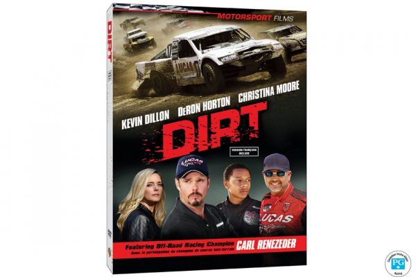 Enter For A Chance To Win DIRT On DVD